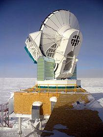 South pole telescope nov2009.jpg