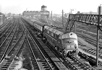 Torbay Express - The Torbay Express in 1960