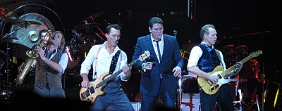 Picture of a band or musician: Spandau Ballet