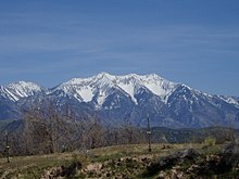 wasatch range wikipedia