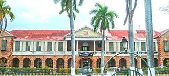 Saint Catherine Parish - St Catherine Parish Council offices