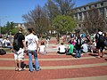 Speaker's Circle on the campus of the University of Missouri - Columbia.jpg