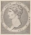 Speculum Romanae Magnificentiae- Claudius, from The Twelve Caesars MET DP870060.jpg