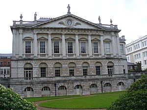 Townhouse (Great Britain) - Spencer House St James's, London, one of the last surviving true town houses still owned by the noble family which built it, the Spencers. The corresponding country house is Althorp in Northamptonshire