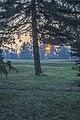 Spomen park Bubanj zalazak sunca.jpg