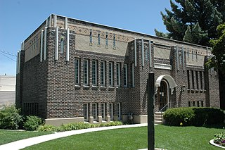 Springville Carnegie Library United States historic place