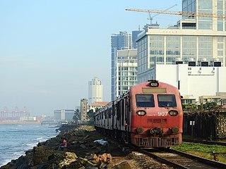 Coastal line (Sri Lanka)