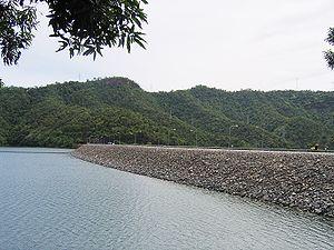 Si Sawat District - Si Nakharin Dam