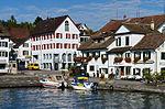 Stäfa - Hafen - Dampfschiff Stadt Rapperswil 2013-09-13 16-47-32.JPG