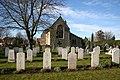 St.Andrew's churchyard - geograph.org.uk - 677732.jpg