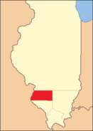 St. Clair County Illinois 1813