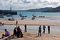 St. Ives Harbour, Cornwall, England, 29 Sept.. 2010 - Flickr - PhillipC (1).jpg