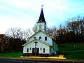 St. John's Lutheran Church Berry, WI - panoramio.jpg