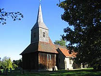 St. Margaret's Church, Margaretting, Essex - geograph.org.uk - 68246.jpg