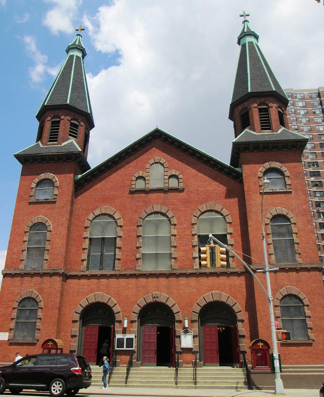 St. Mary Church (Grand Street, Manhattan) - Wikipedia