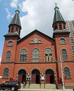 St. Mary Church (Grand Street, Manhattan) church building in Manhattan, United States of America