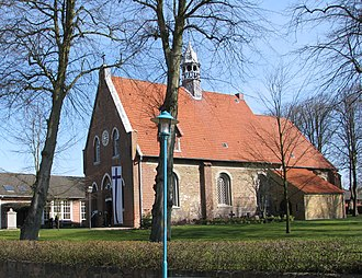 Bredstedt - St. Nicholas church in Bredstedt
