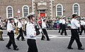 St. Patrick's Day Parade In Dublin - Dearborn High School Marching Band (5534352709).jpg
