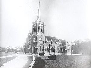 St Andrew's Church, Kowloon - St Andrews c.1906