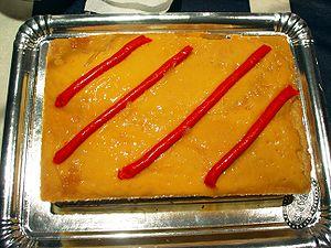 St.Jordi's cake