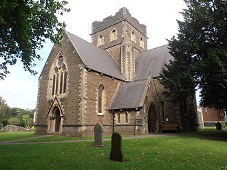 Roath - St Margaret's Church, Roath
