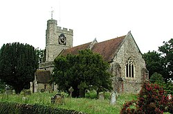 St Margaret, Bethersden, Kent - geograph.org.uk - 324105