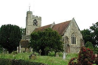 Bethersden - Image: St Margaret, Bethersden, Kent geograph.org.uk 324105
