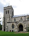 St Mary, Therfield, Herts - geograph.org.uk - 370509.jpg