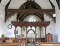 St Mary and St Walstan, Bawburgh, Norfolk - East end - geograph.org.uk - 315349.jpg