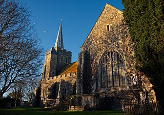 Minster-in-Thanet human settlement in United Kingdom