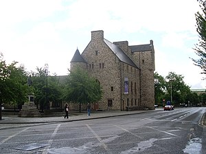 St Mungo Museum of Religious Life and Art - Image: St Mungo Museum of Religious Life and Art geograph.org.uk 852400