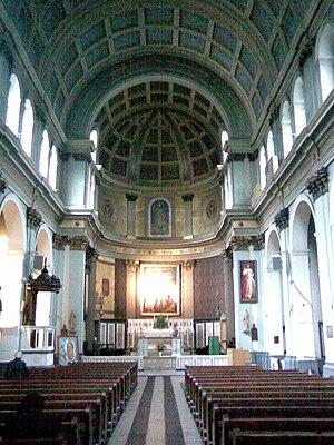 St Patrick's Church, Soho Square - Image: St Patrick Church Soho Square