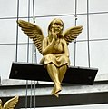 St Paul's Plinth, Angel from Lunch Break by Ottmar Hörl.jpg
