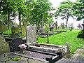 St Peter's Graveyard - Sowerby - geograph.org.uk - 824209.jpg