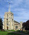 St Peter and St Paul, Kimpton, Herts - geograph.org.uk - 374425.jpg
