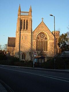 Church in Twickenham , United Kingdom