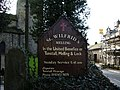 St Wilfrid's Church, Melling, Sign - geograph.org.uk - 612084.jpg