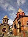 St Zoravor church in Yerevan 02.JPG
