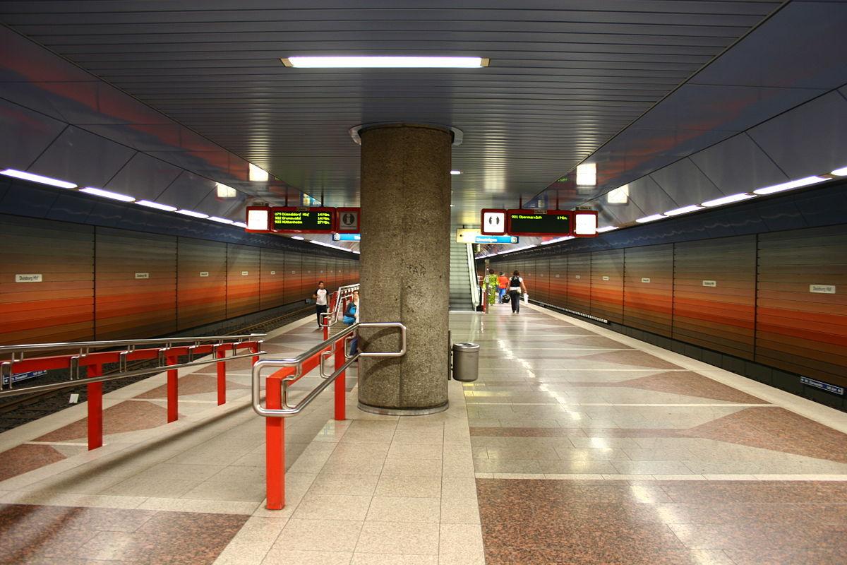 Bahnhof Duisburg AdreГџe