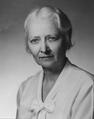 Staff photograph of Leonora K. Gloyd.png