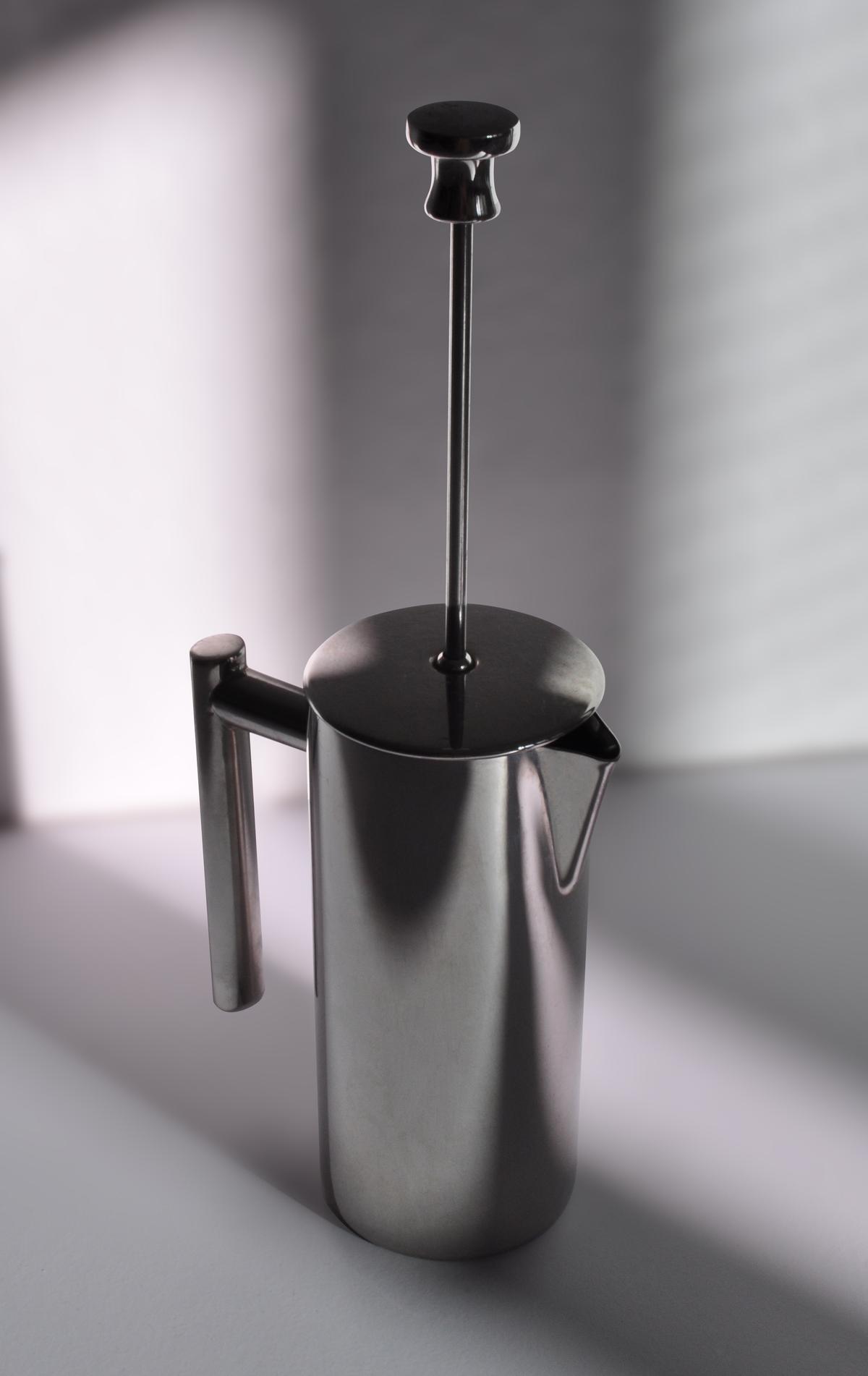 French Press Kaffeepulver : pressstempelkanne wikipedia ~ Orissabook.com Haus und Dekorationen