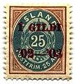 Stamp Iceland 1902 25a gildi.jpg