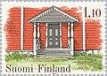 Stamp of Finland - 1979 - Colnect 46899 - Porch of Havuselkä House Kauhajoki.jpeg