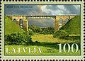 Stamps of Latvia, 2006-11.jpg