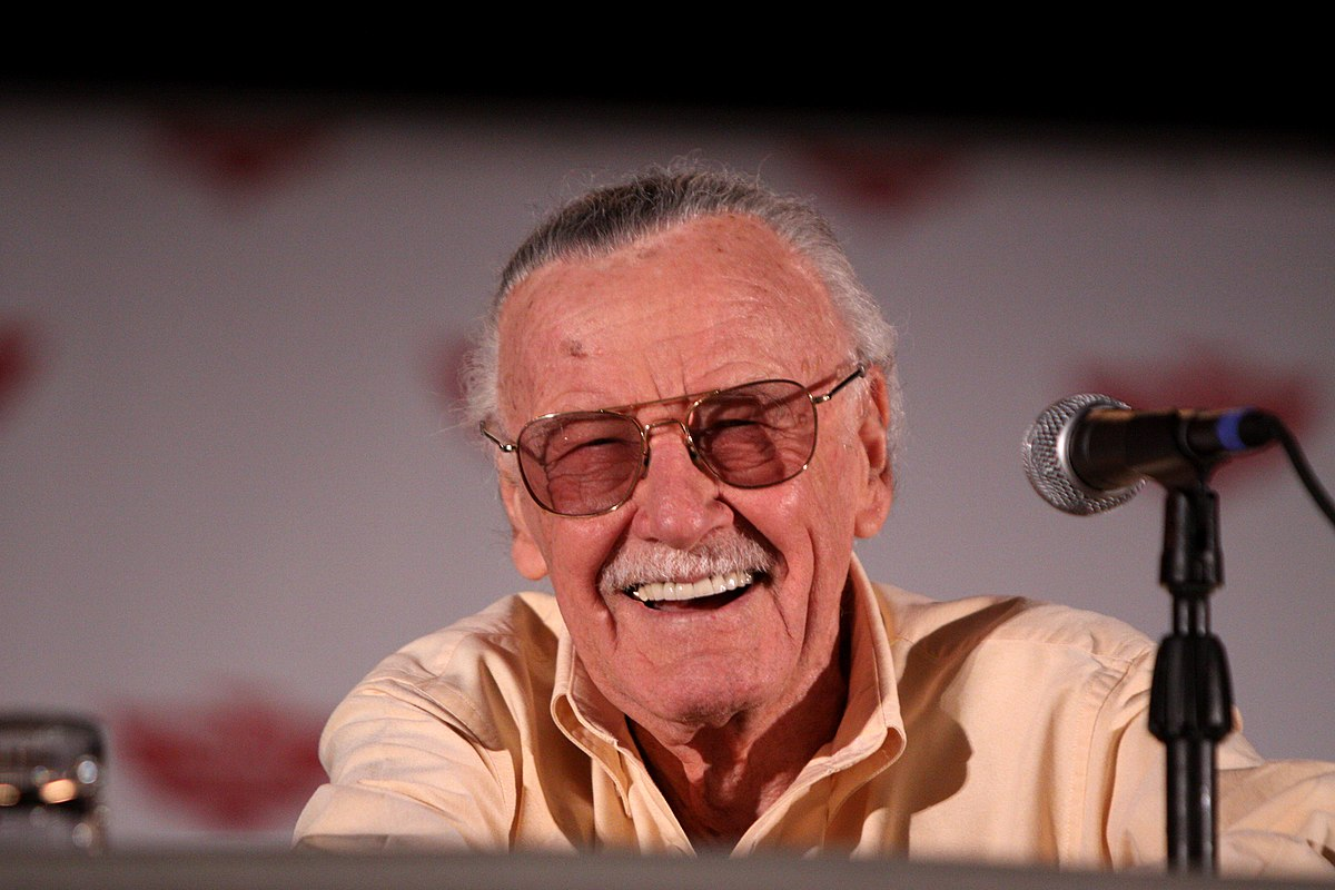 A Marvel Named Stan Lee
