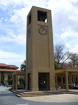Stanford Clock Tower -  Clock Tower