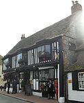 Star Inn, Alfriston (NHLE Code 1353267) (September 2011).JPG