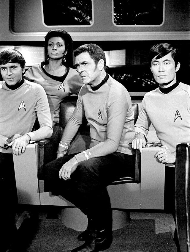 Star Trek velocità dating cosa succede quando si collega con un ragazzo