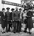 StateLibQld 1 141563 Sir Leslie Wilson on his visit to Barcaldine about 1945.jpg