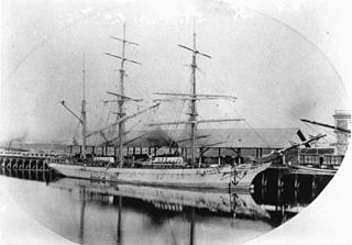 <i>Osaka</i> (barque) English composite barque